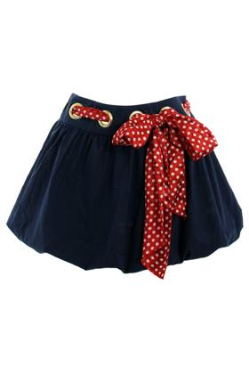 Cute Skirts on This Skirt    But More Importantly The Polka Dot Sash That Goes